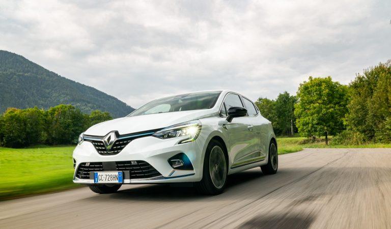 Renault Clio E-Tech Hybrid prime impressioni: la migliore piccola ibrida?