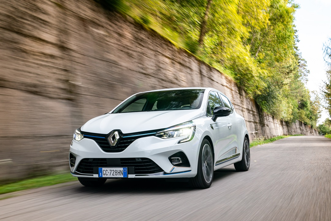 Renault Clio 2020 frontale