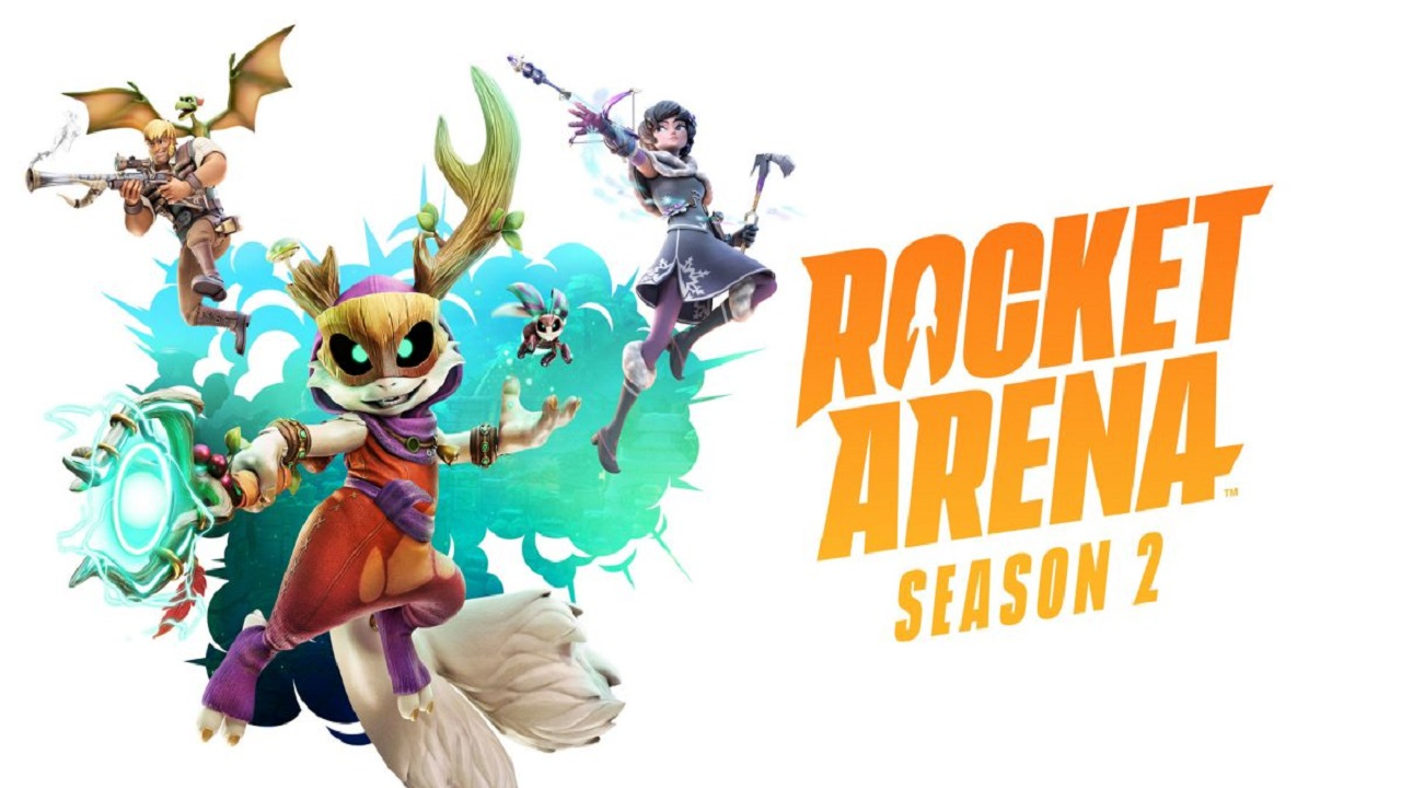 Da oggi è disponibile la Season 2 di Rocket Arena thumbnail