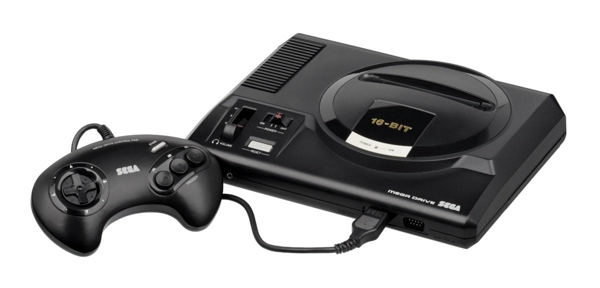 Sega-Mega-Drive-EU-Mk1-wController