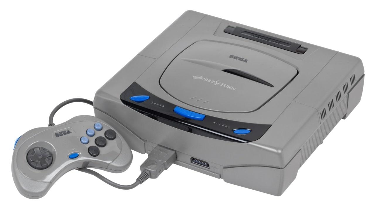 Sega-Saturn