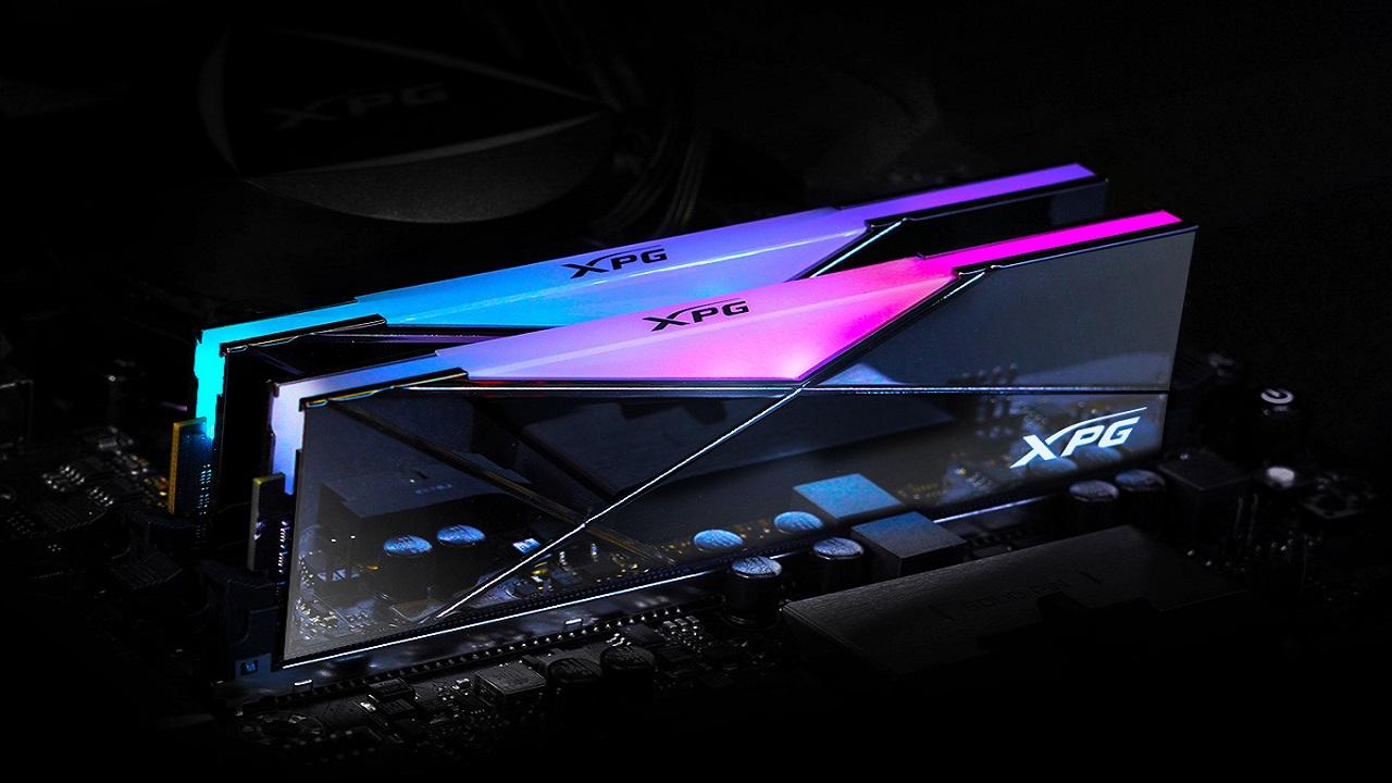 XPG presenta il modulo di memoria SPECTRIX D50 Xtreme DDR4 RGB thumbnail