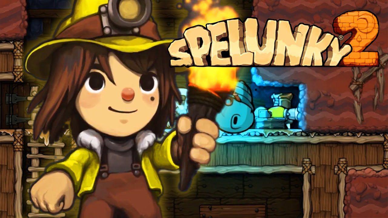La recensione di Spelunky 2, la morte nera dei platform thumbnail