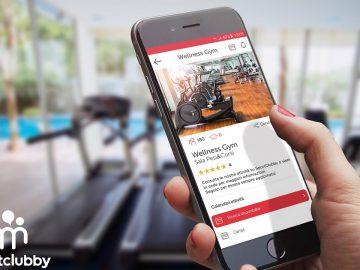 Sportclubby app