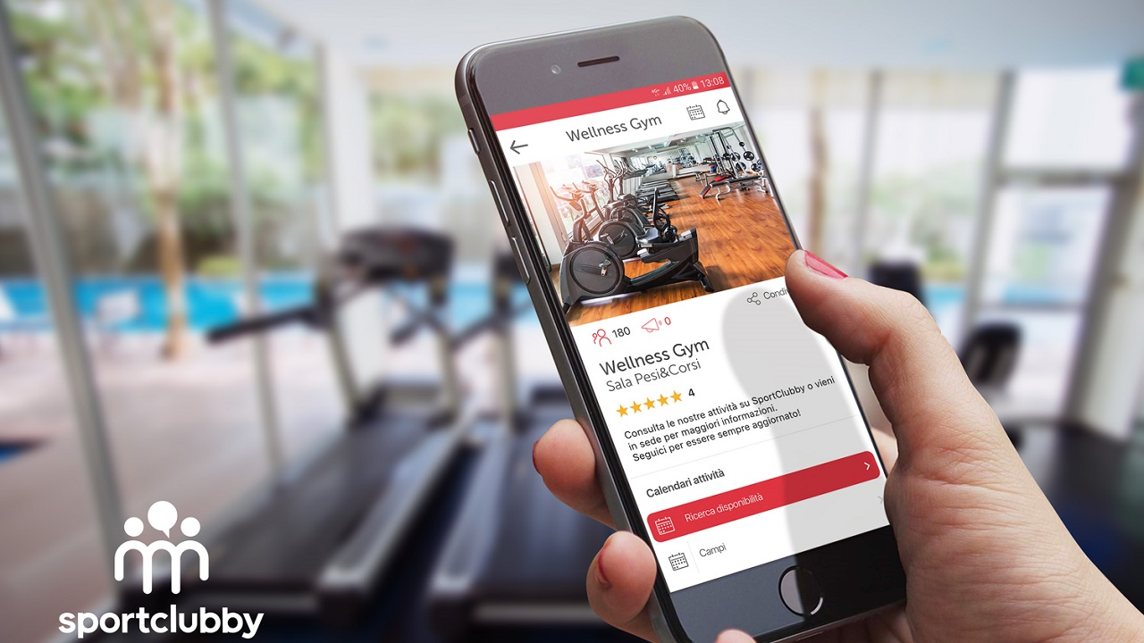 Sportclubby: l'app dedicata agli sportivi introduce le micro assicurazioni thumbnail