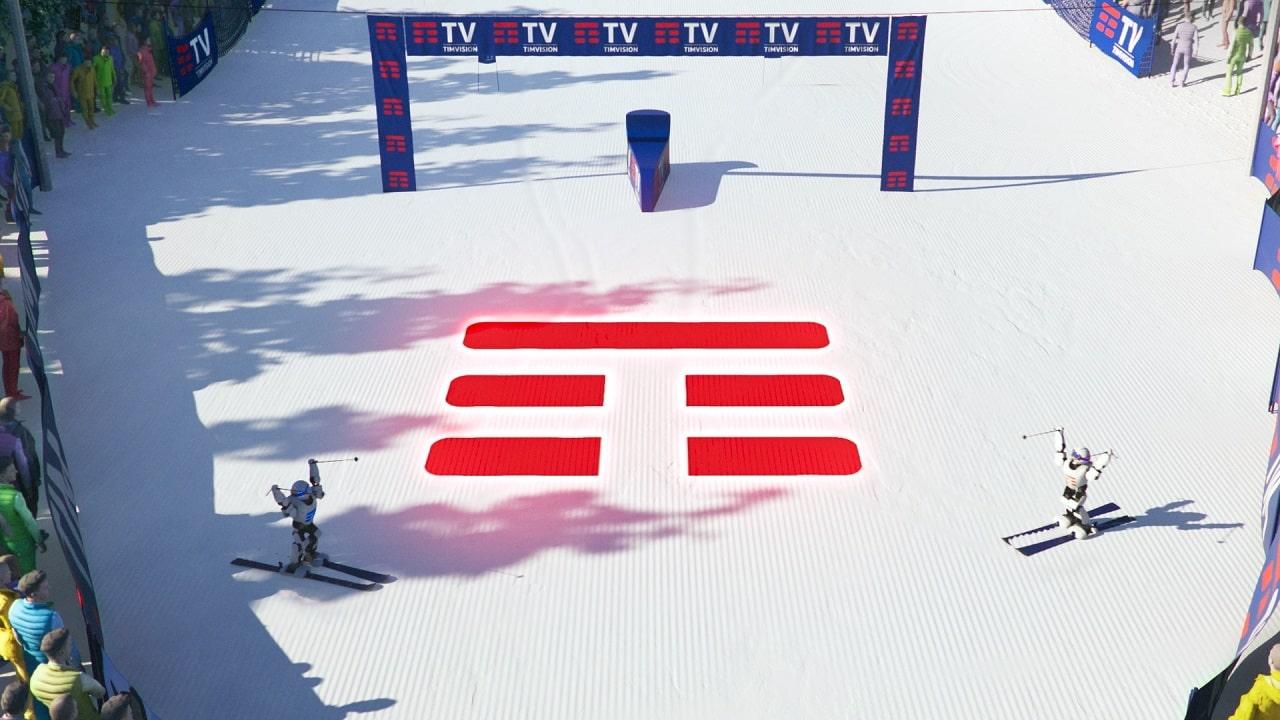 Tim lancia uno spot dedicato agli azzurri dello sci alpino thumbnail