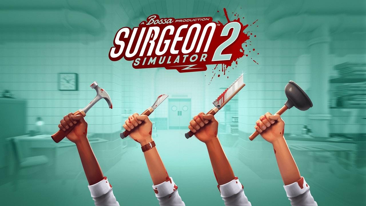 Un nuovo aggiornamento è in arrivo su Surgeon Simulator 2 thumbnail
