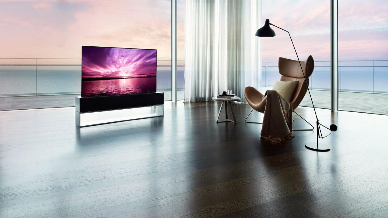 Ecco il primo TV arrotolabile al mondo, LG presenta il SIGNATURE OLED R thumbnail