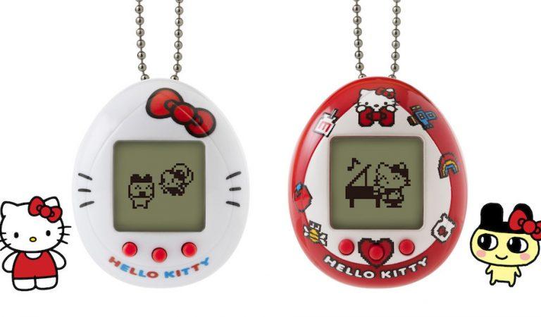 Ritorna il Tamagotchi in compagnia di Hello Kitty