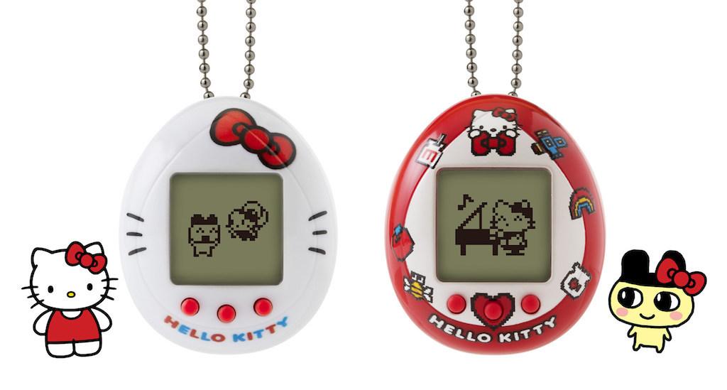 Ritorna il Tamagotchi in compagnia di Hello Kitty thumbnail
