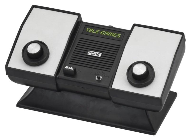 TeleGames-Atari-Pong-
