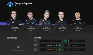 Tempra Esports: l'Italia che arriva al Six Major di Rainbow Six Siege  L'impresa del primo team esport italiano, i Tempra Esports, è riuscita: l'Italia entra nel Major tournament.