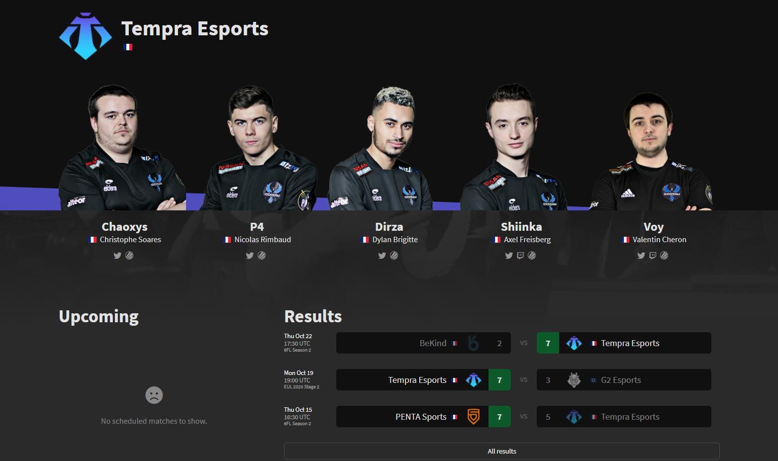 Tempra Esports: l'Italia che arriva al Six Major di Rainbow Six Siege thumbnail