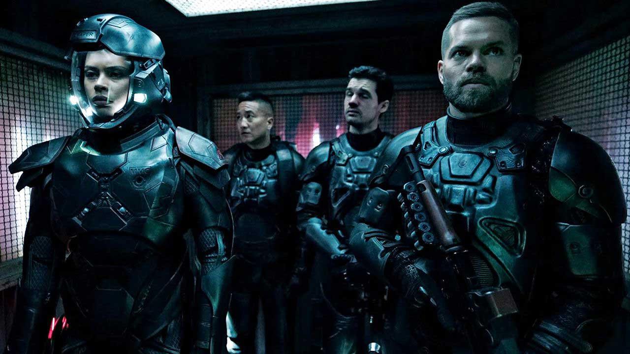 New York Comic Con - il trailer di Invincible e la data d'uscita della nuova stagione di The Expanse thumbnail
