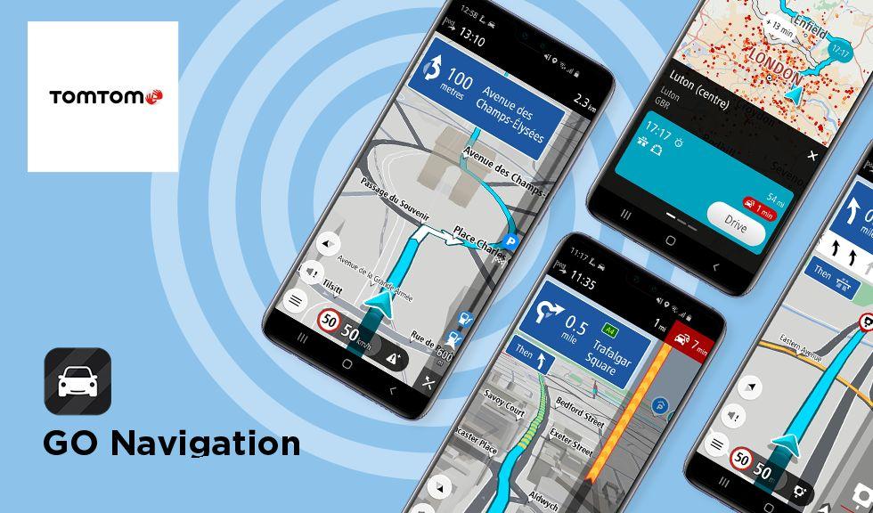 Recensione TomTom Go Navigation, l'app che sfida Google Maps thumbnail