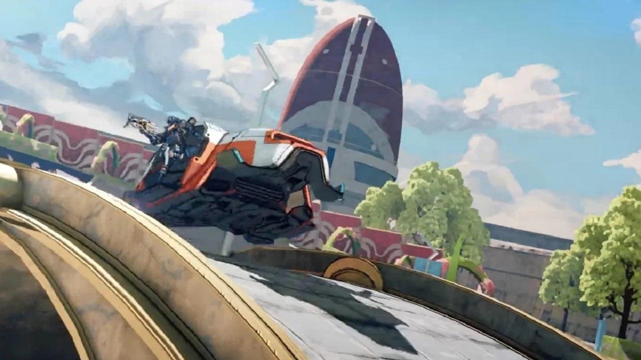 Trident è il nuovo veicolo presente in Apex Legends thumbnail