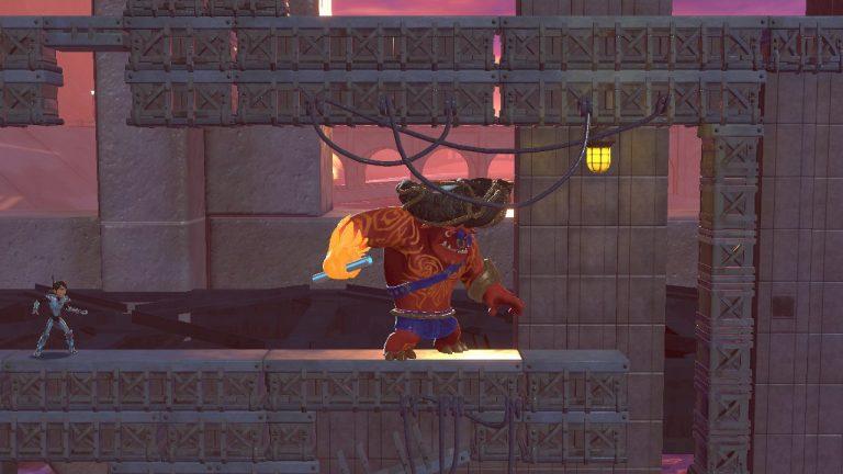 recensione videogioco Trollhunter I difensori di Arcadia Porgon