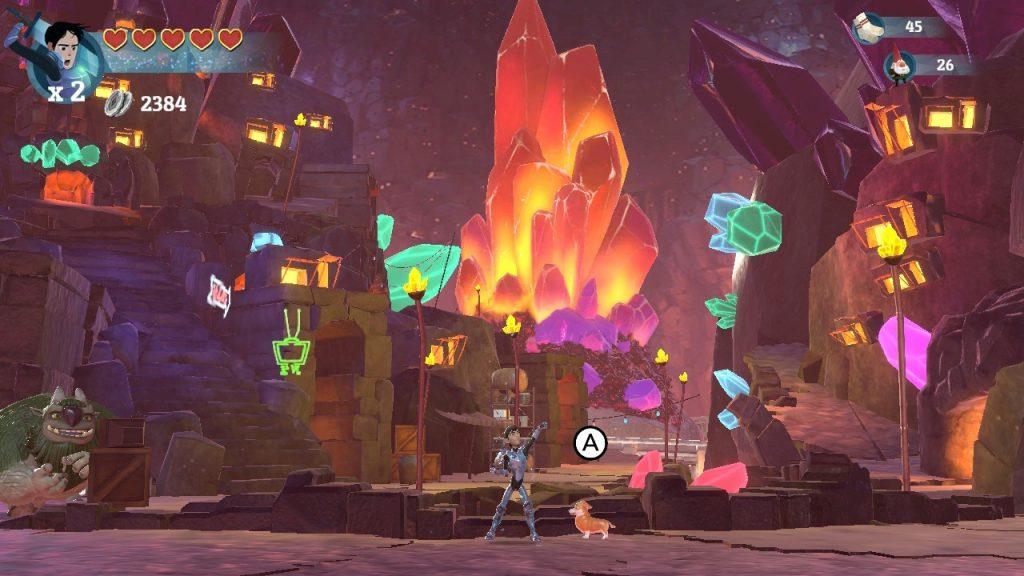 recensione videogioco Trollhunter I difensori di Arcadia mercato dei Troll