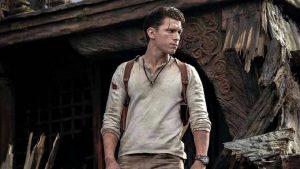 Tom Holland pubblica la prima foto ufficiale nei panni di Nathan Drake  Uncharted - Il Film è ormai realtà