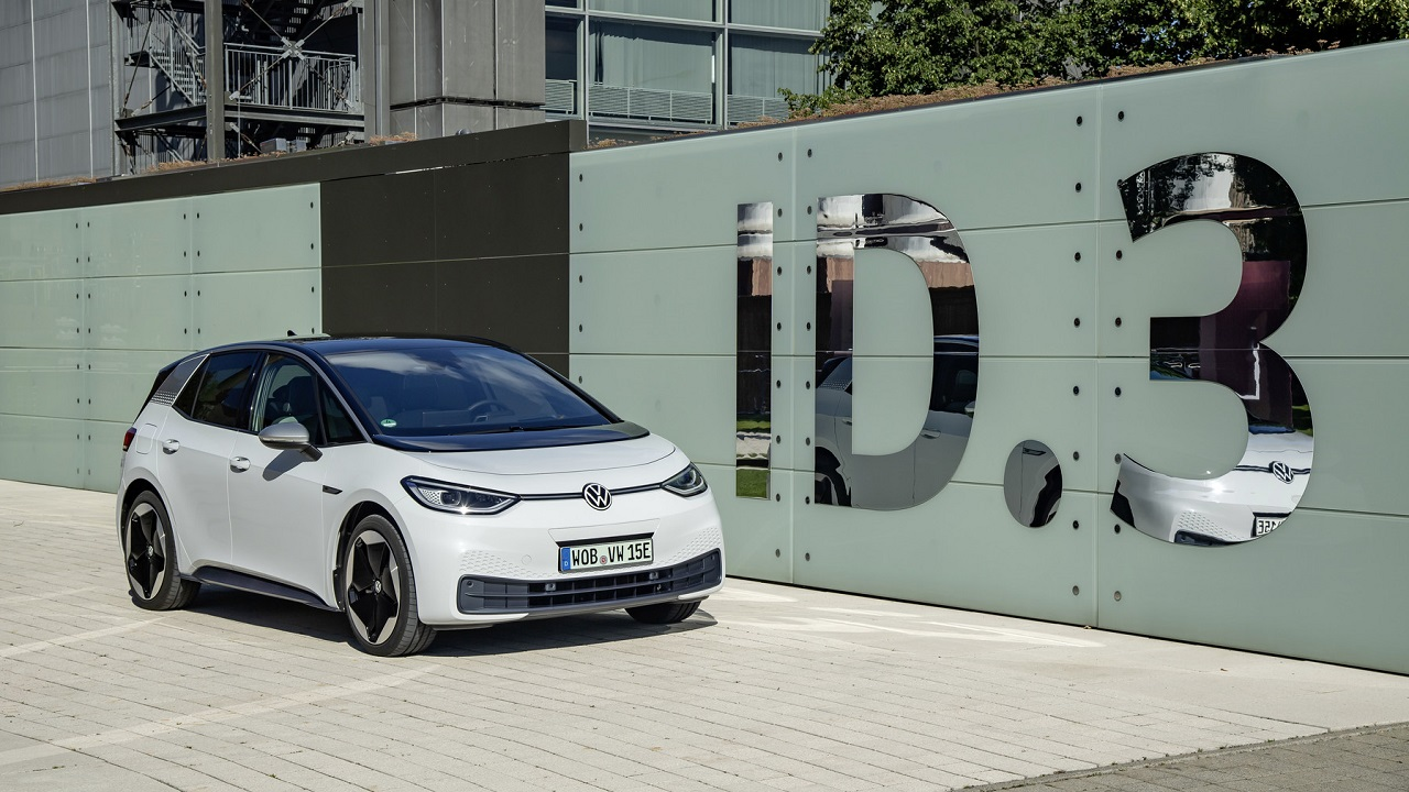 ID.3, l'elettrica di Volkswagen è arrivata thumbnail