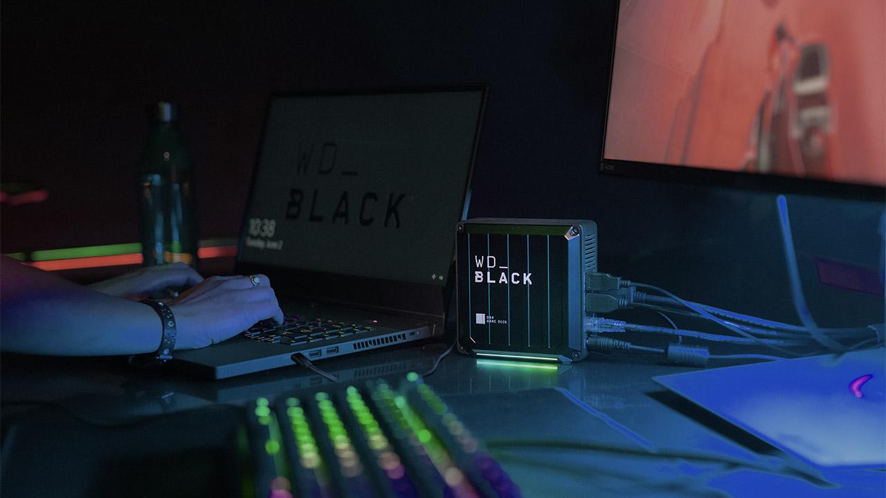 Le nuove soluzioni di archiviazione WD_BLACK dedicate ai giocatori thumbnail