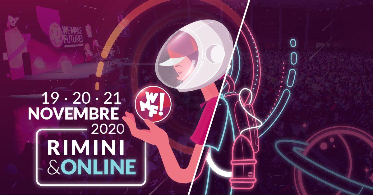 Il 19, 20 e 21 novembre torna il Web Marketing Festival in versione ibrida thumbnail