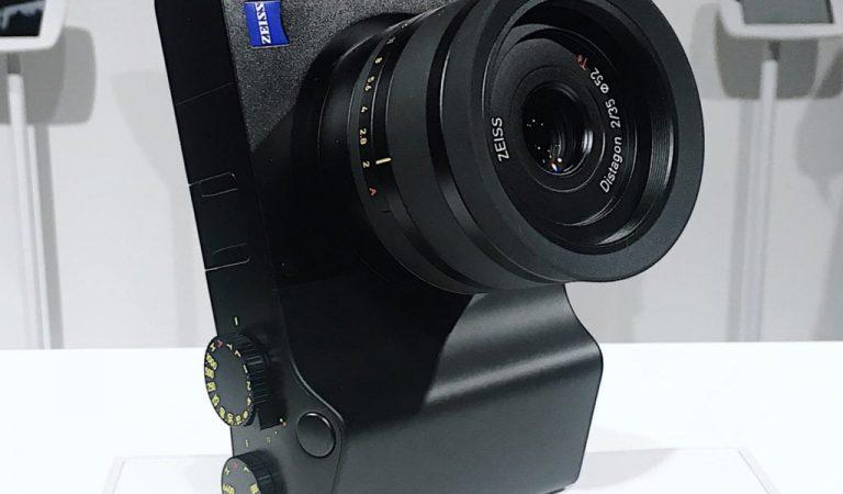 Zeiss ZX1: la fotocamera con Android integrato esiste davvero!