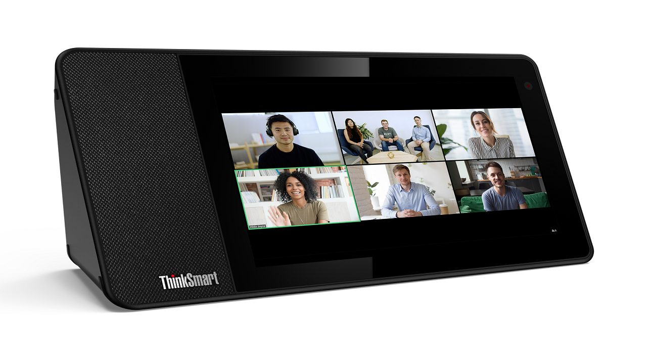 Lenovo annuncia la collaborazione con Zoom Video Communications thumbnail