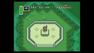 a link to the past super nintendo