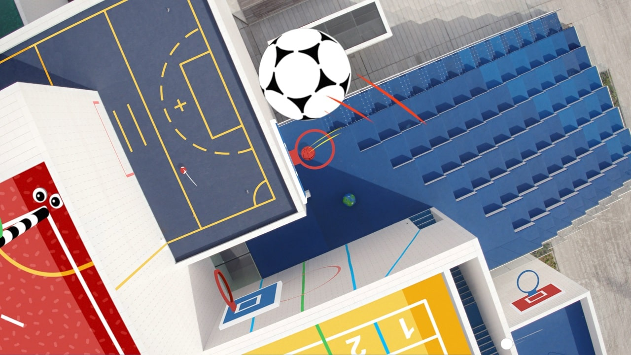 Lo sport a mattoncini: LEGO e adidas thumbnail