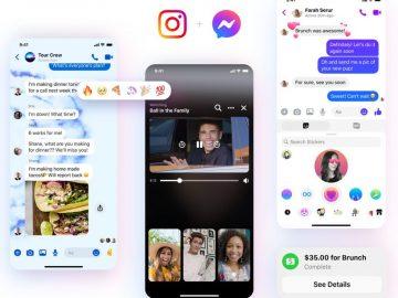 aggiornamento Messenger