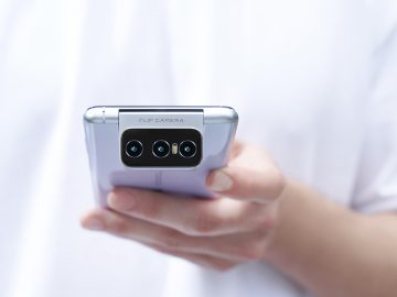 asus zenfone 7 pro fotocamera