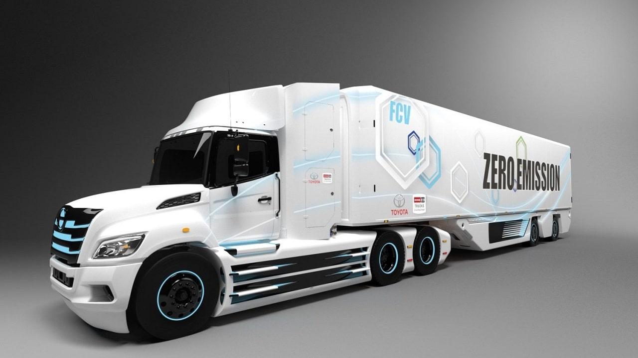 Toyota annuncia un camion a idrogeno thumbnail
