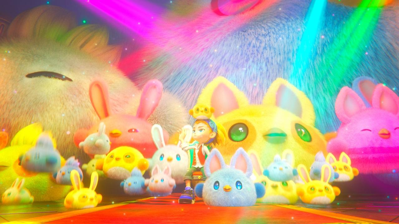 Balan Wonderworld si mostra nel filmato d'apertura ufficiale thumbnail