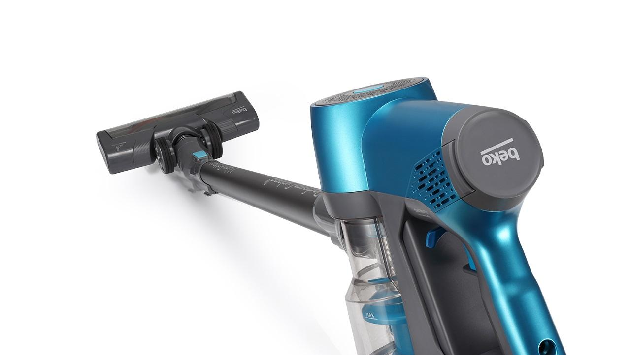 Beko presenta una nuova scopa elettrica ricaricabile thumbnail