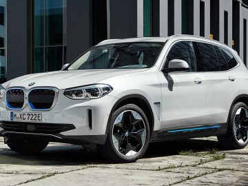 bmw auto full electric