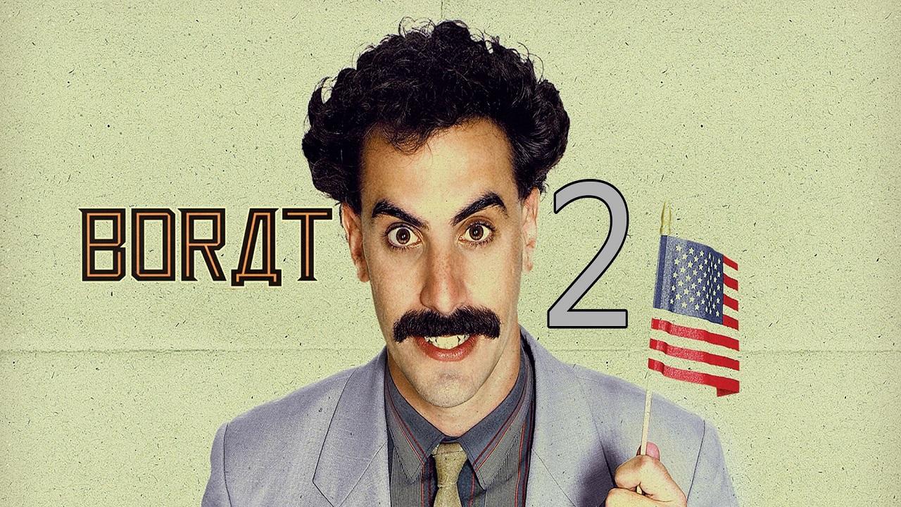 Disponibile il trailer di Borat 2, in arrivo su Amazon Prime Video thumbnail