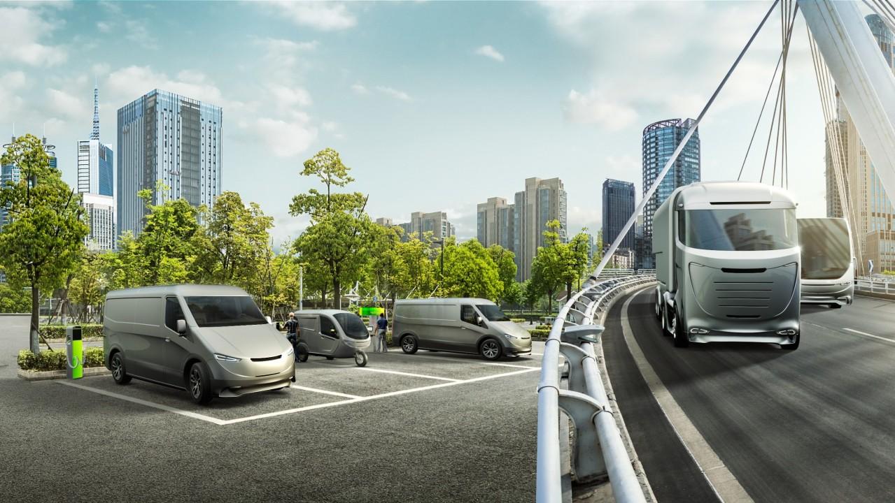 Bosch: i sistemi di propulsione eCityTruck per i veicoli commerciali del futuro thumbnail