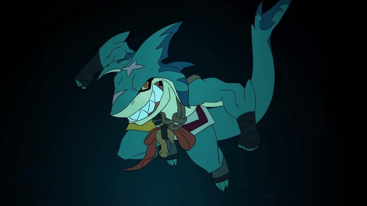In Brawlhalla è arrivata la leggenda di Mako the Shark thumbnail