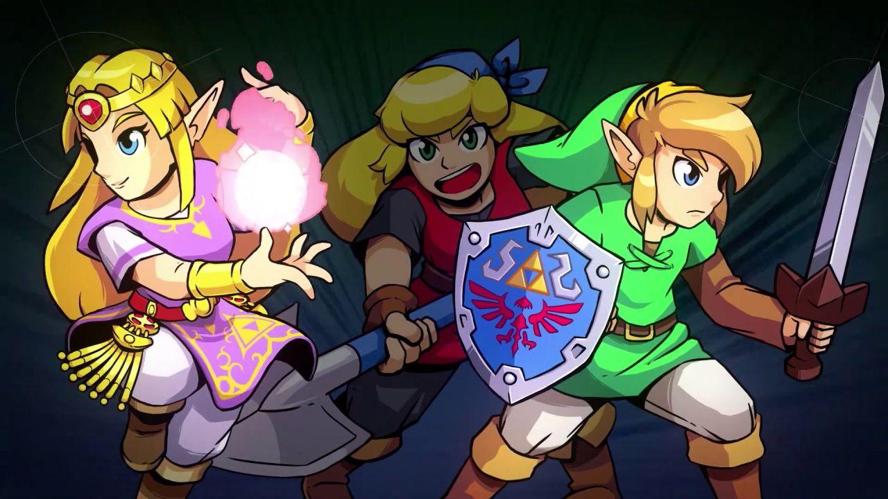 Cadence of Hyrule è ora disponibile su Nintendo Switch thumbnail