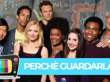 community perche guardarla