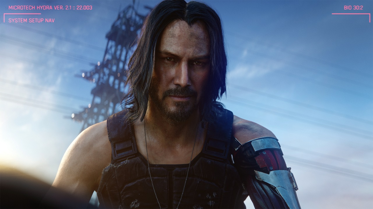 CD Projekt Red banna una mod su Cyberpunk 2077: niente scene hot con Keanu Reeves thumbnail
