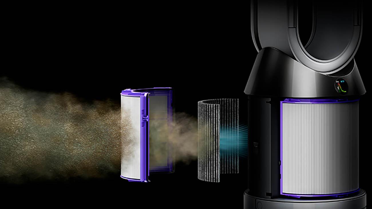 dyson pure humidify+cool presentazione