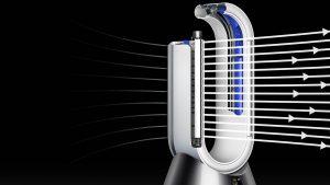 Le tre vie di Dyson per avere aria pulita in casa  Arriva un nuovo prodotto dall'azienda che punta a offrirci un'aria più pura tra le pareti domestiche