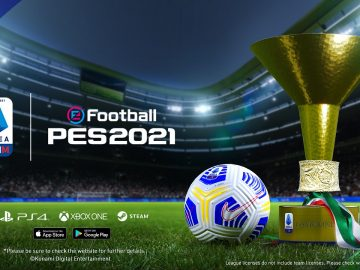 eFootball PES 2021 data pack
