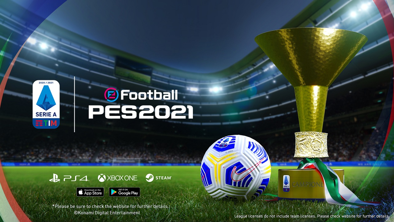 eFootball PES 2021: disponibile il nuovo Data Pack 2.0 thumbnail
