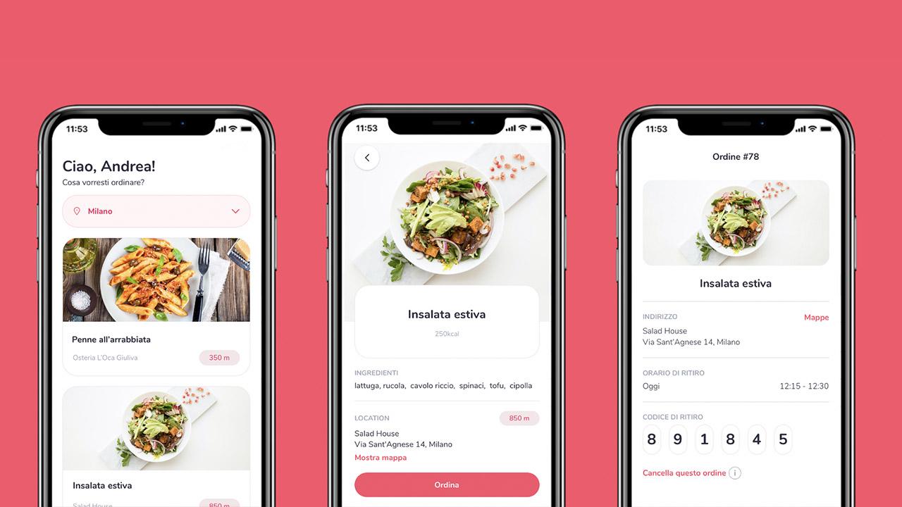 eat & joy applicazione