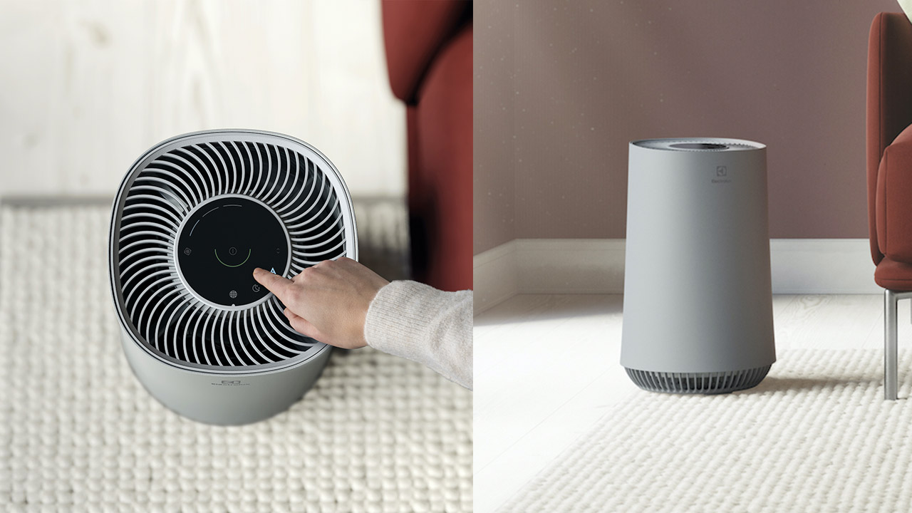 Il purificatore d'aria potente e compatto thumbnail