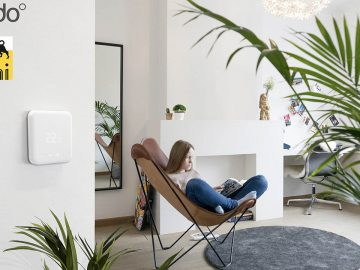 eni gas e luce offerte smart home tado