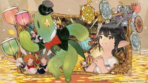 In Final Fantasy XIV Online si vincono ricchi premi  Da oggi parte il nuovo evento con il ritorno della campagna Make It Rain del Mandeville Gold Saucer